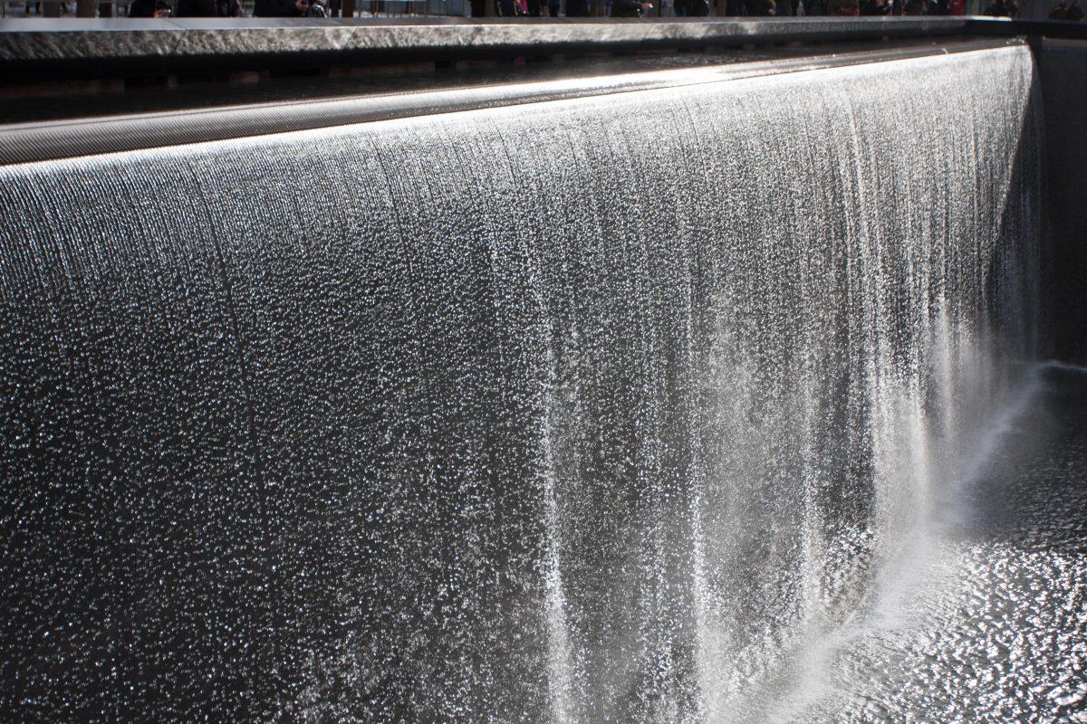 9/11 Memorial, water, memorial