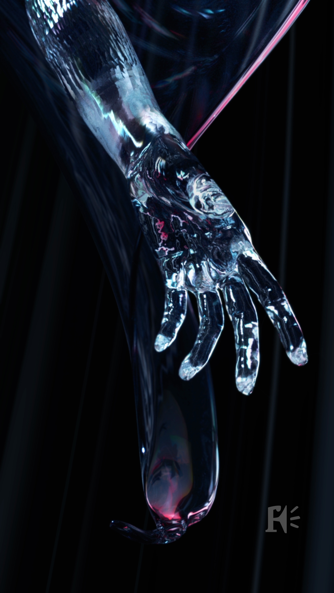 Liquid Couture, 3d, render, vfx