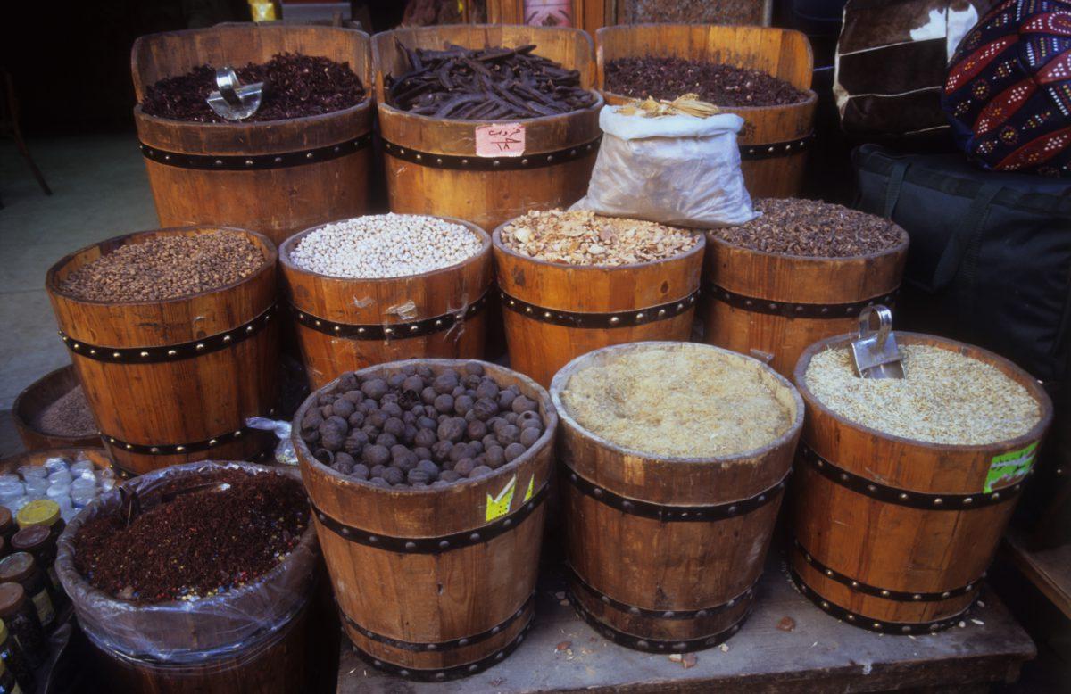 Khan el-Khalili Market, market, shop