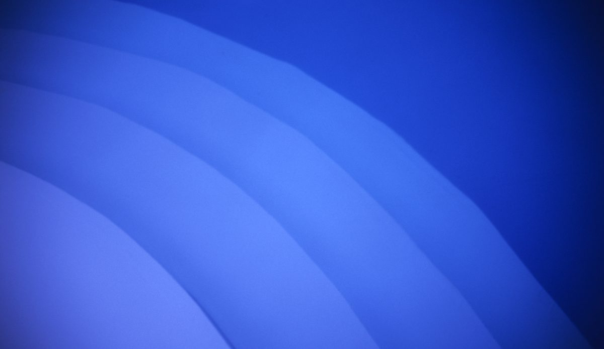 Shades of blue, abstract, color