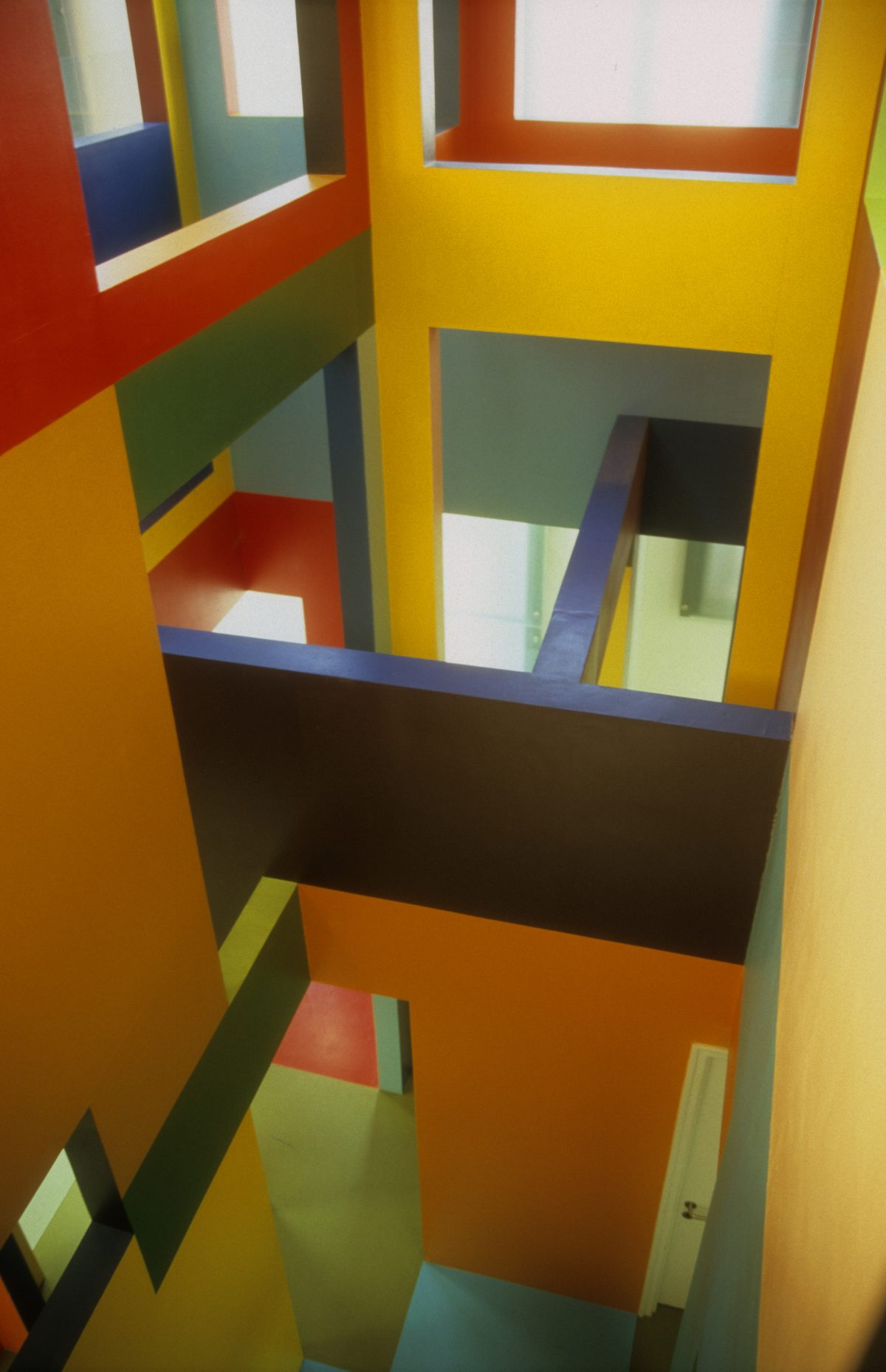 Dream house - Dick Bruna House, art, building, design, color