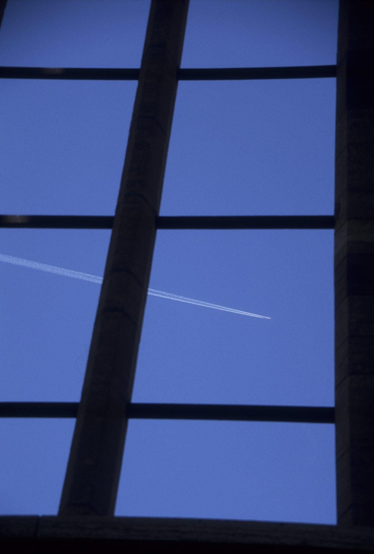 window, sky