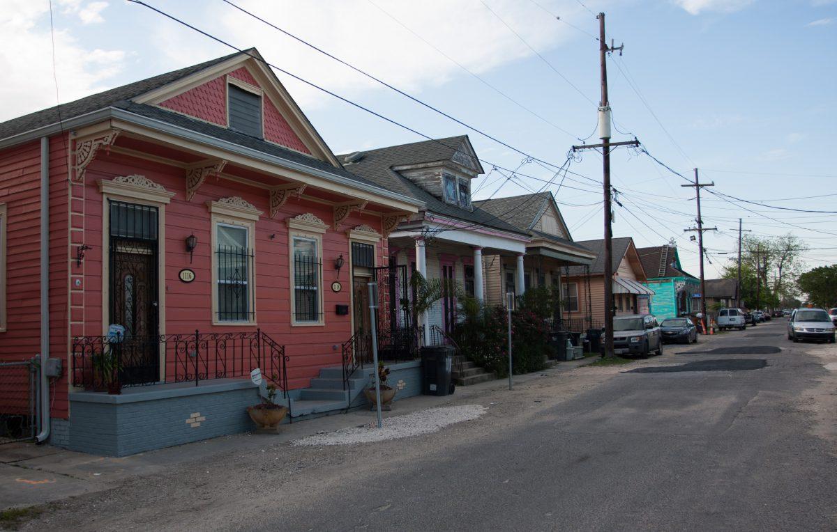 house, street