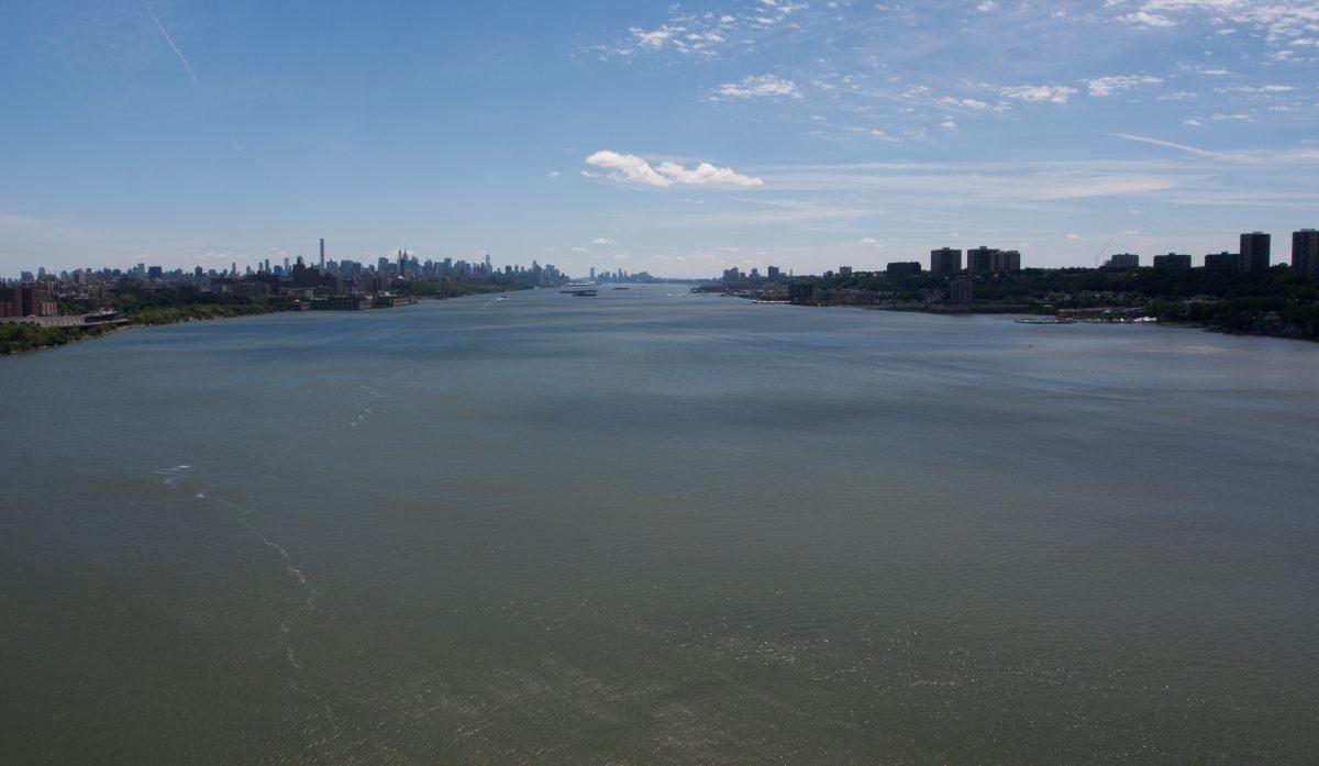 NY - NJ, view