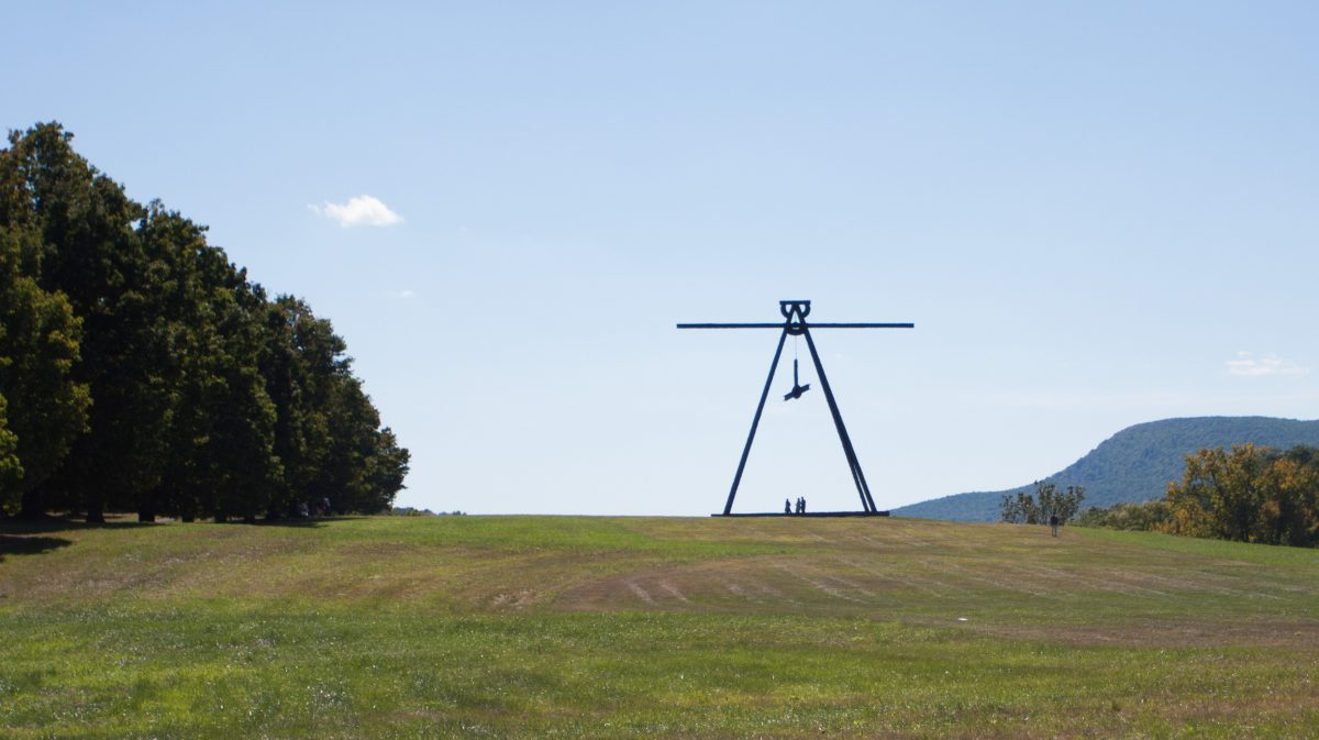 Storm King, sculpture, park