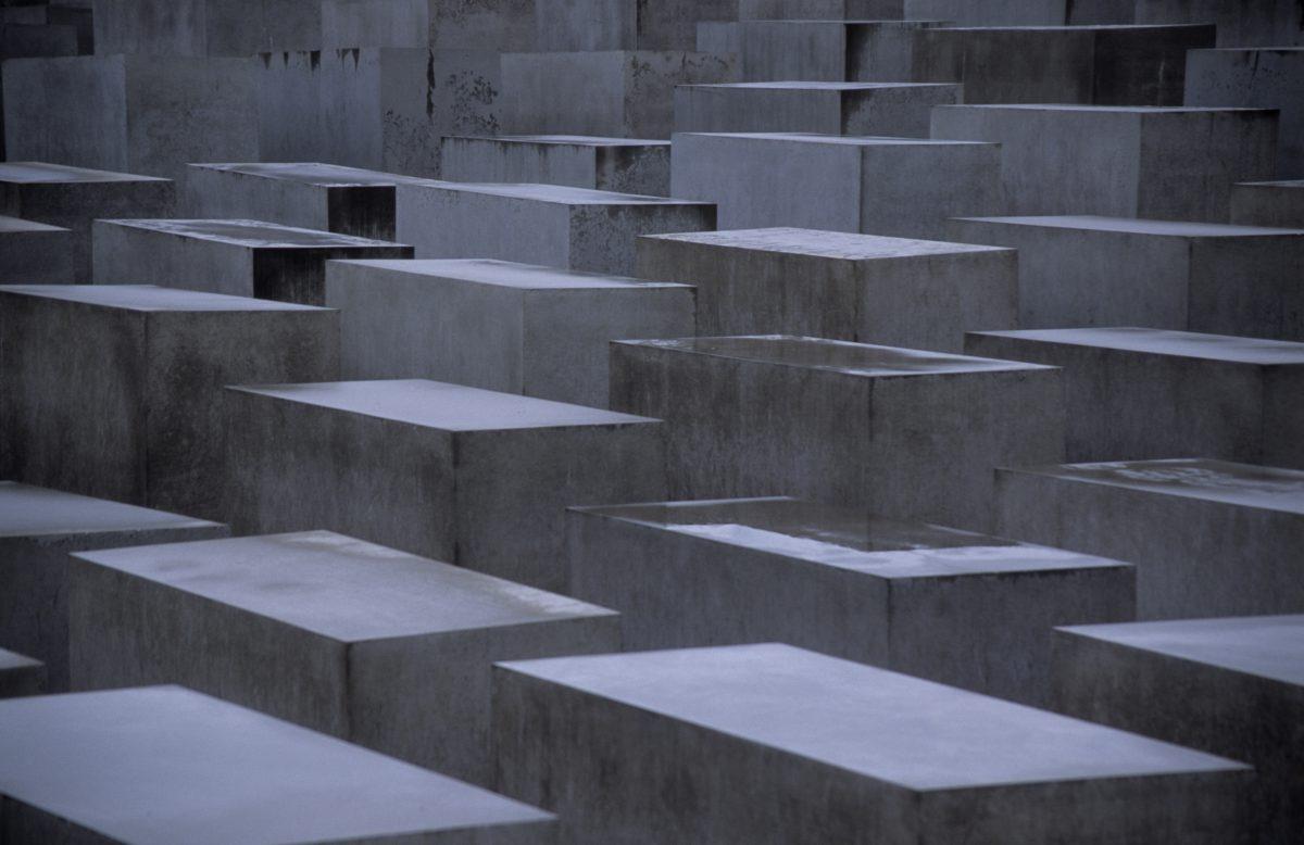 Holocaust Monument, landmark