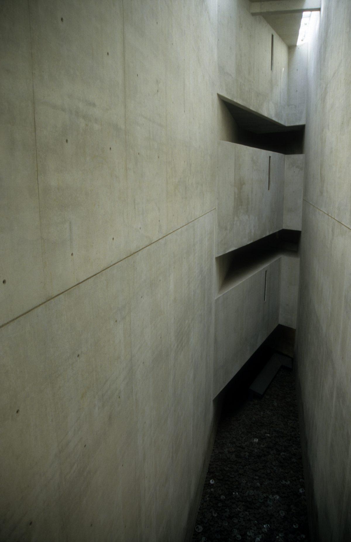 Void - Jewish Museum, museum, design
