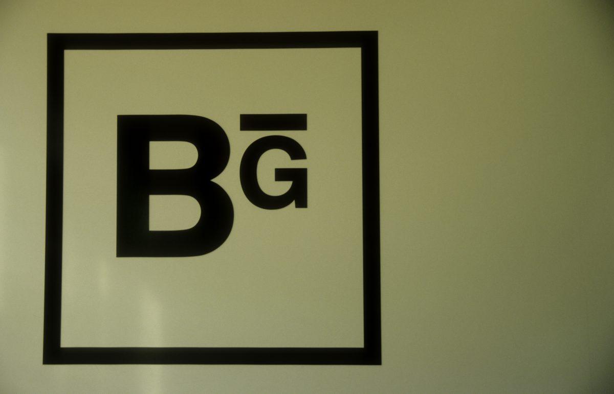 BG - Berlinische Galerie, design, text, sign