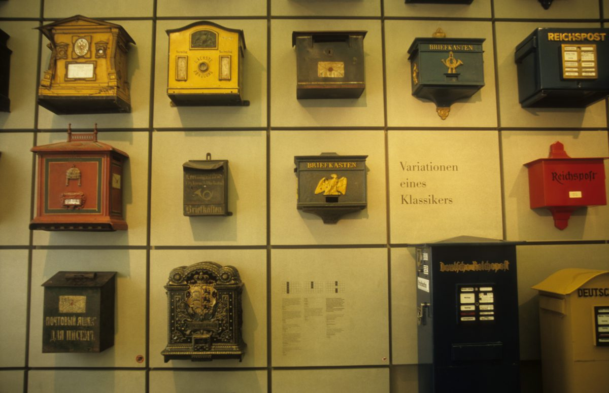 Mailboxes, box