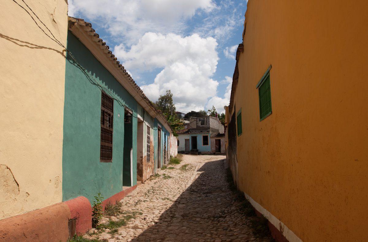 color, village