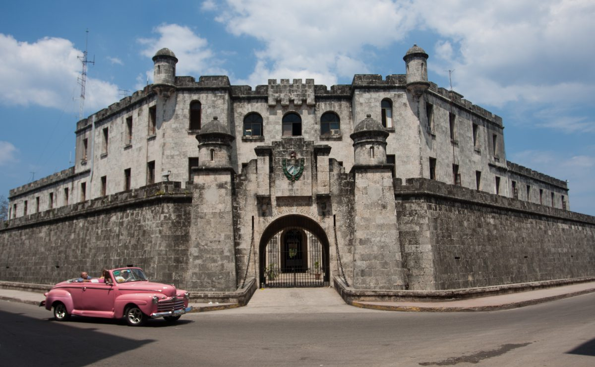 street, building, landmark, vehicle, car, castle
