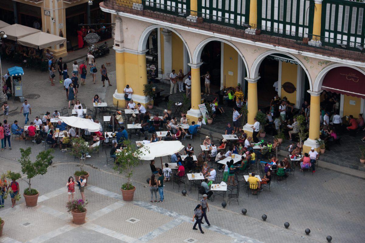 people, restaurant