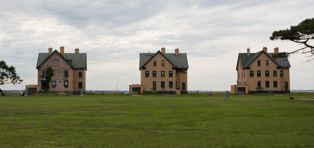 Fort Hancock, decay