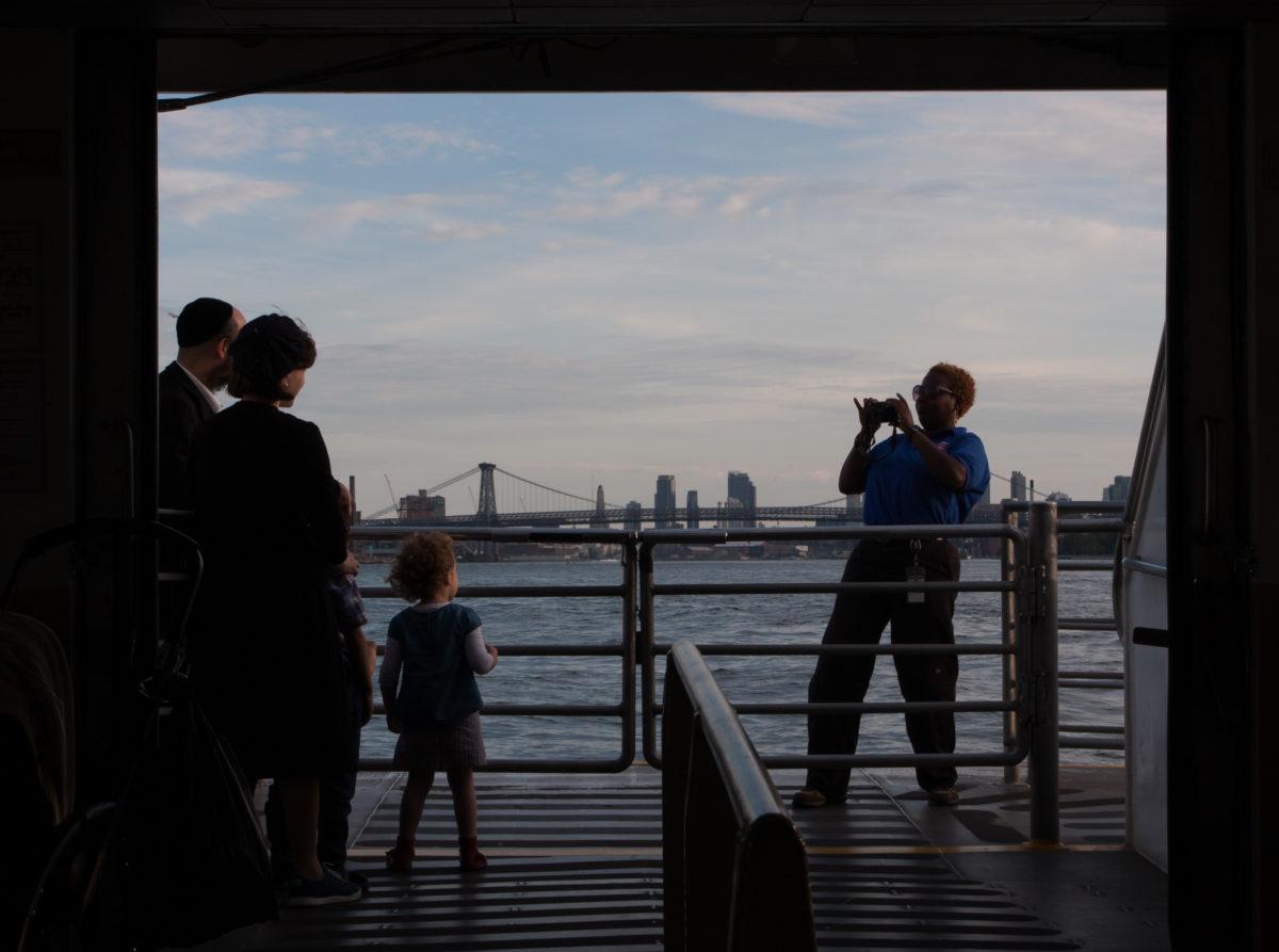 sea, boat, city