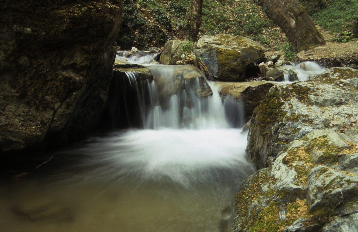 water, waterfall
