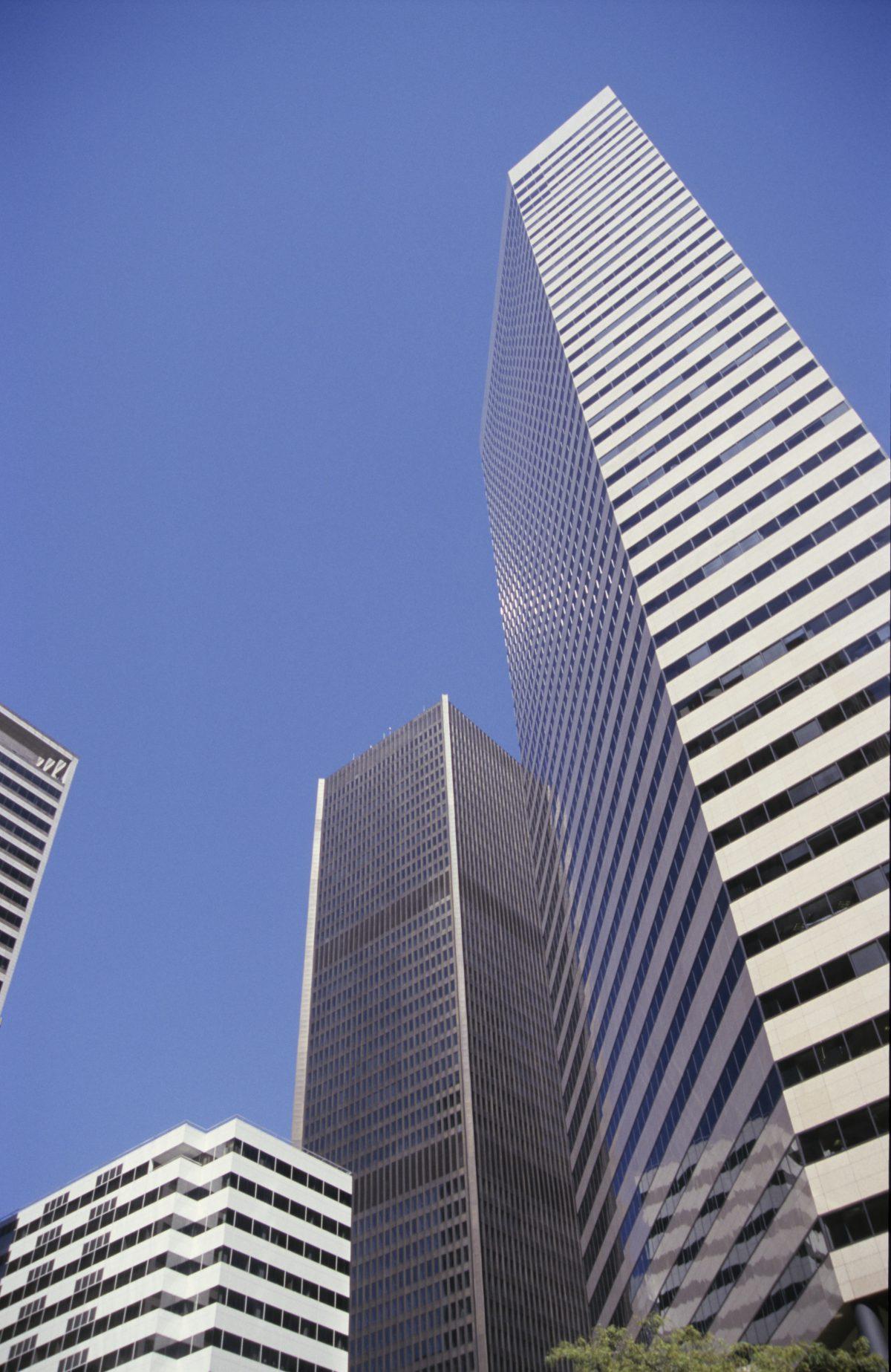 Seattle, building