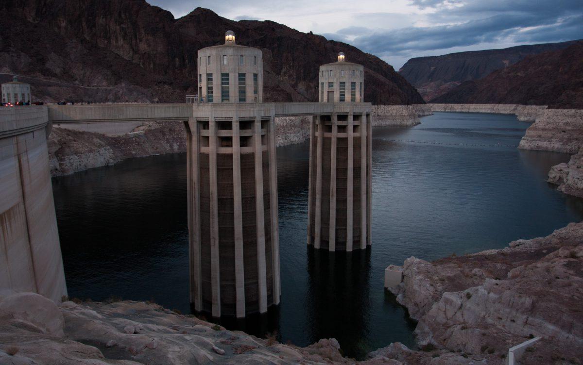 Hoover Dam, dam, landmark