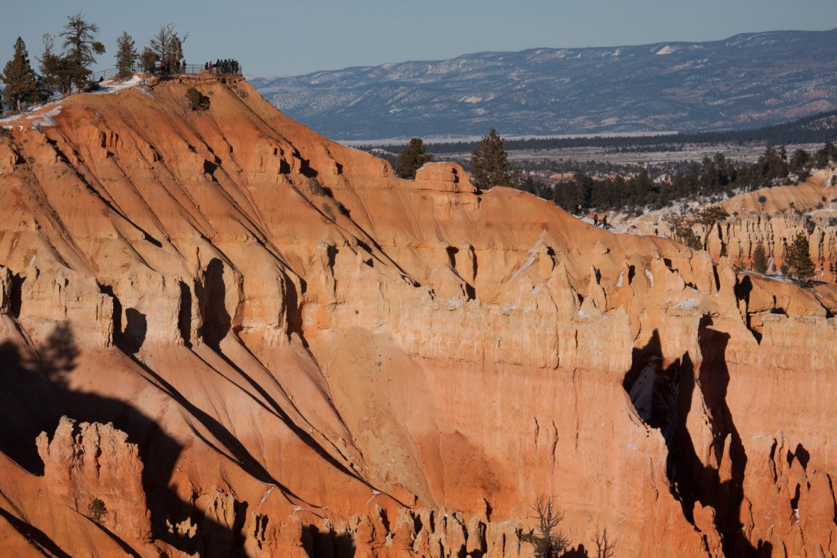 Bryce Canyon, mountain, canyon, rock, view