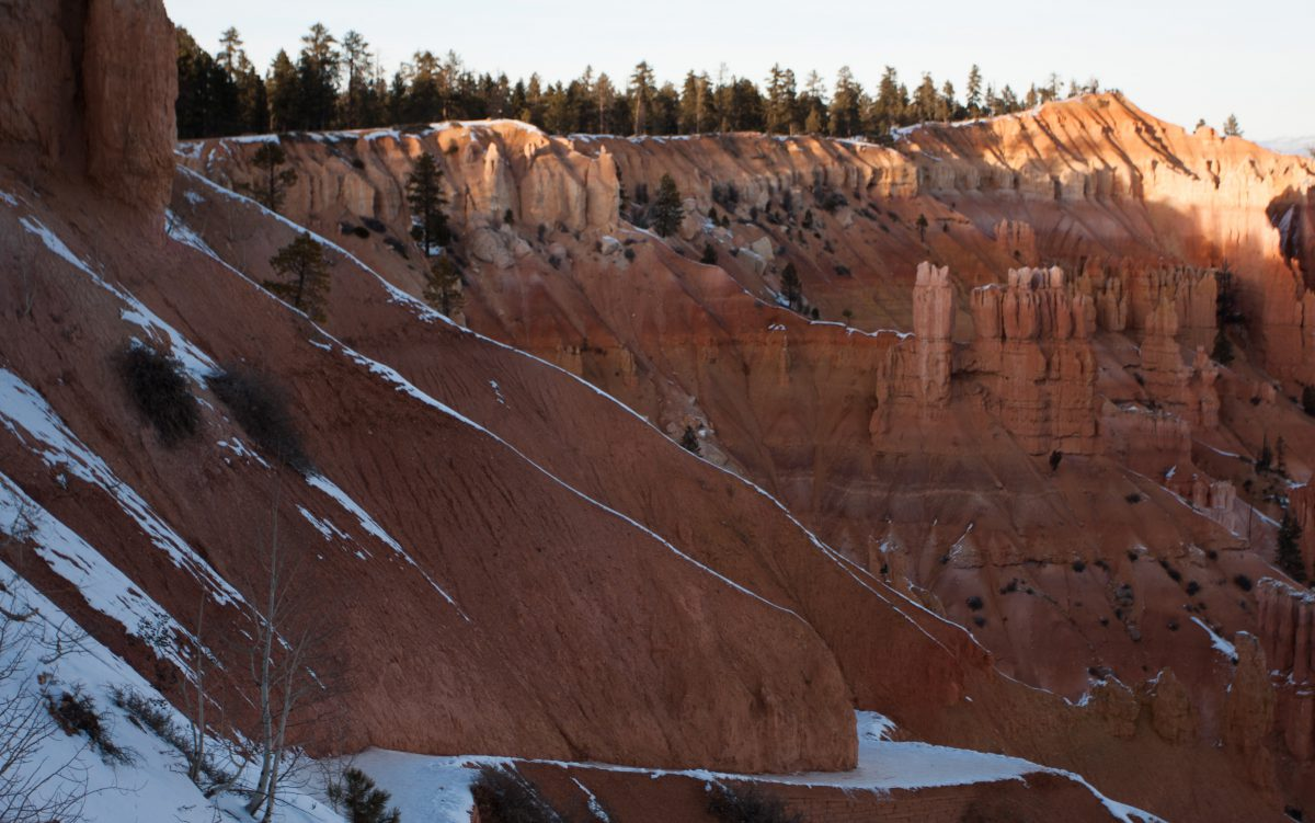 Bryce Canyon, mountain, canyon, rock