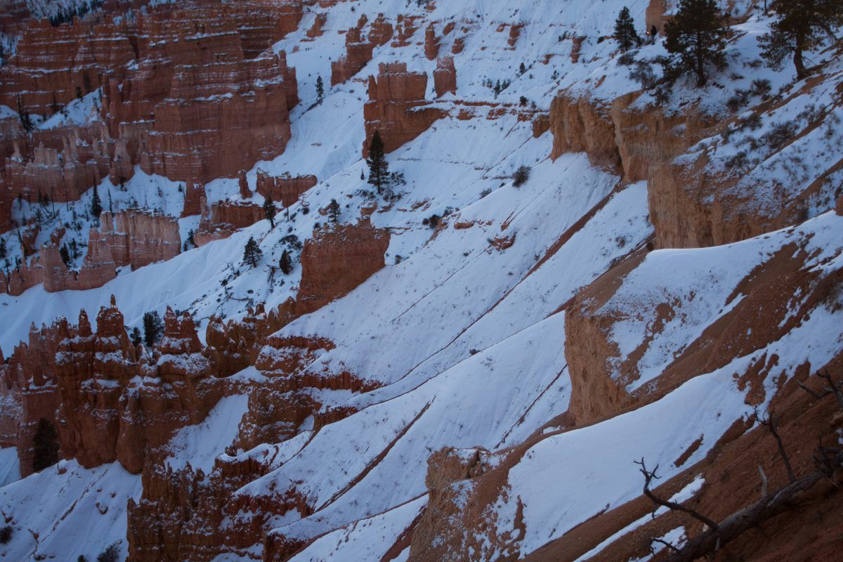 Bryce Canyon, mountain, canyon