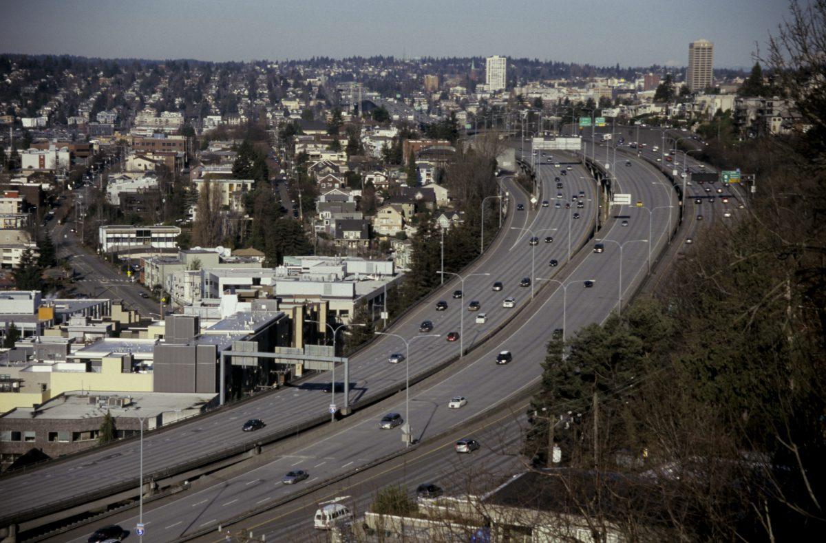 Seattle, car